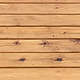 Wood decking example